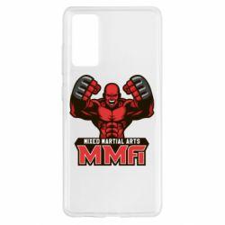 Чохол для Samsung S20 FE MMA Fighter 2