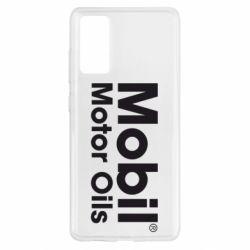 Чохол для Samsung S20 FE Mobil Motor Oils