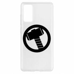 Чехол для Samsung S20 FE Молот Тора
