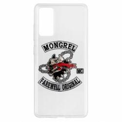 Чохол для Samsung S20 FE Mongrel MC
