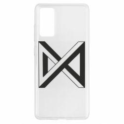 Чохол для Samsung S20 FE Monsta x simbol