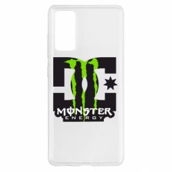 Чохол для Samsung S20 FE Monster Energy DC