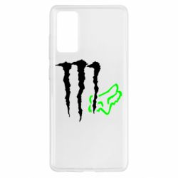 Чохол для Samsung S20 FE Monster Energy FoX