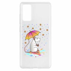 Чохол для Samsung S20 FE Mouse and rain