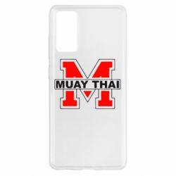Чохол для Samsung S20 FE Muay Thai Big M