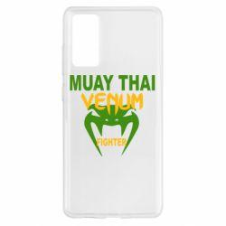 Чохол для Samsung S20 FE Muay Thai Venum Боєць