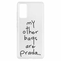 Чохол для Samsung S20 FE My other bags are prada