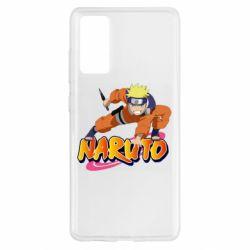 Чохол для Samsung S20 FE Naruto with logo