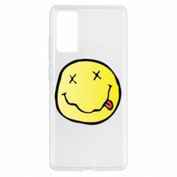 Чохол для Samsung S20 FE Nirvana Logo 3D