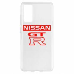 Чохол для Samsung S20 FE Nissan GT-R