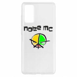 Чохол для Samsung S20 FE Noize MC Logo