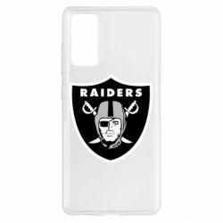 Чохол для Samsung S20 FE Oakland Raiders