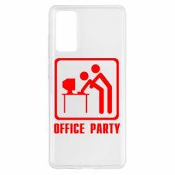 Чохол для Samsung S20 FE Office Party