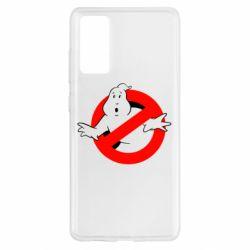 Чехол для Samsung S20 FE Охотники за привидениями