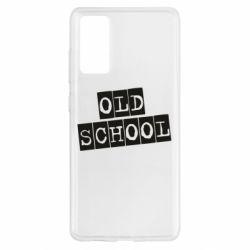 Чохол для Samsung S20 FE old school