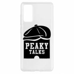 Чехол для Samsung S20 FE Peaky talks