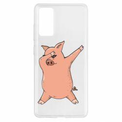 Чохол для Samsung S20 FE Pig dab