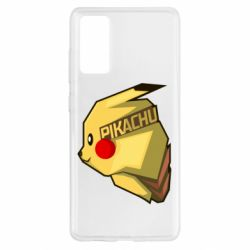 Чохол для Samsung S20 FE Pikachu