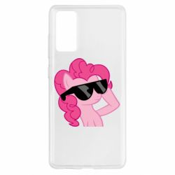 Чехол для Samsung S20 FE Pinkie Pie Cool