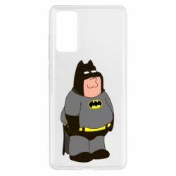 Чохол для Samsung S20 FE Пітер Гріффін Бетмен