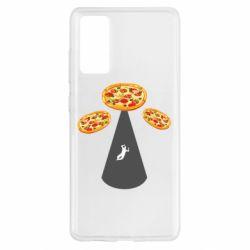 Чохол для Samsung S20 FE Pizza UFO