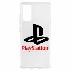 Чохол для Samsung S20 FE PlayStation