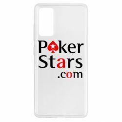 Чохол для Samsung S20 FE Poker Stars