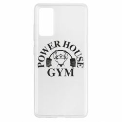 Чохол для Samsung S20 FE Power House Gym