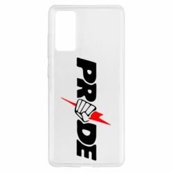 Чохол для Samsung S20 FE Pride
