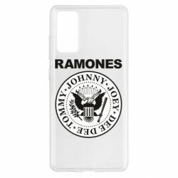 Чохол для Samsung S20 FE Ramones