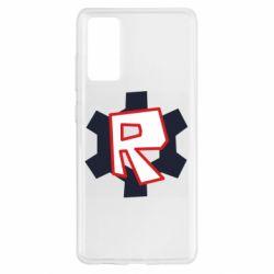 Чохол для Samsung S20 FE Roblox mini logo