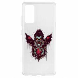 Чохол для Samsung S20 FE Ryuk the god of death
