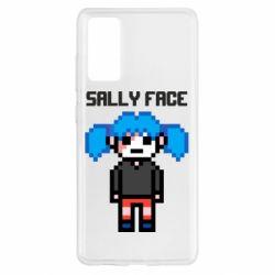 Чохол для Samsung S20 FE Sally face pixel