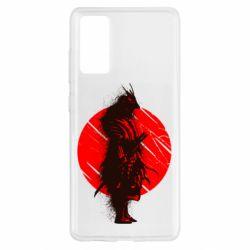 Чохол для Samsung S20 FE Samurai spray