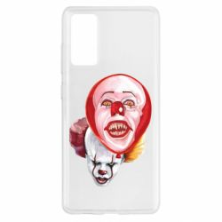 Чохол для Samsung S20 FE Scary Clown