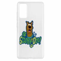 Чехол для Samsung S20 FE Scooby Doo!