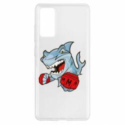 Чохол для Samsung S20 FE Shark MMA