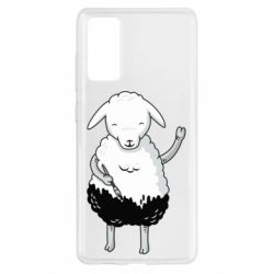 Чохол для Samsung S20 FE Sheep