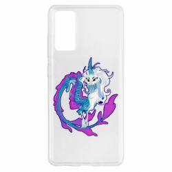 Чохол для Samsung S20 FE Sisu Dragon Art