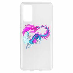 Чохол для Samsung S20 FE Sisu Water Dragon