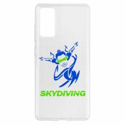 Чохол для Samsung S20 FE Skidiving