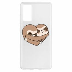 Чохол для Samsung S20 FE Sloth lovers