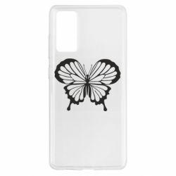 Чохол для Samsung S20 FE Soft butterfly