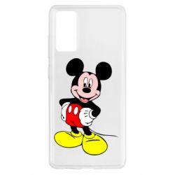 Чохол для Samsung S20 FE Сool Mickey Mouse