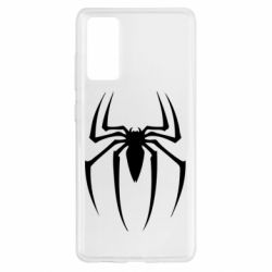 Чехол для Samsung S20 FE Spider Man Logo