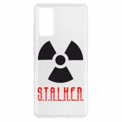 Чохол для Samsung S20 FE Stalker