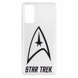 Чохол для Samsung S20 FE Star Trek