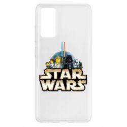 Чохол для Samsung S20 FE Star Wars Lego