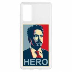 Чохол для Samsung S20 FE Stark Hero