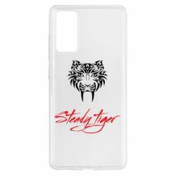 Чохол для Samsung S20 FE Steady tiger
